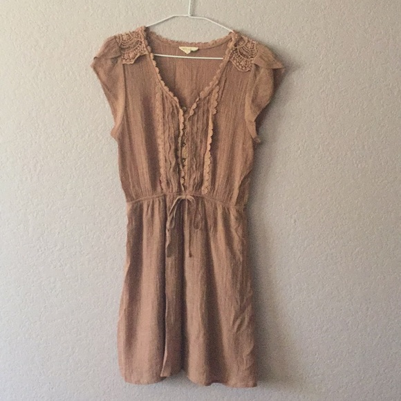 Dresses & Skirts - Nude color dress